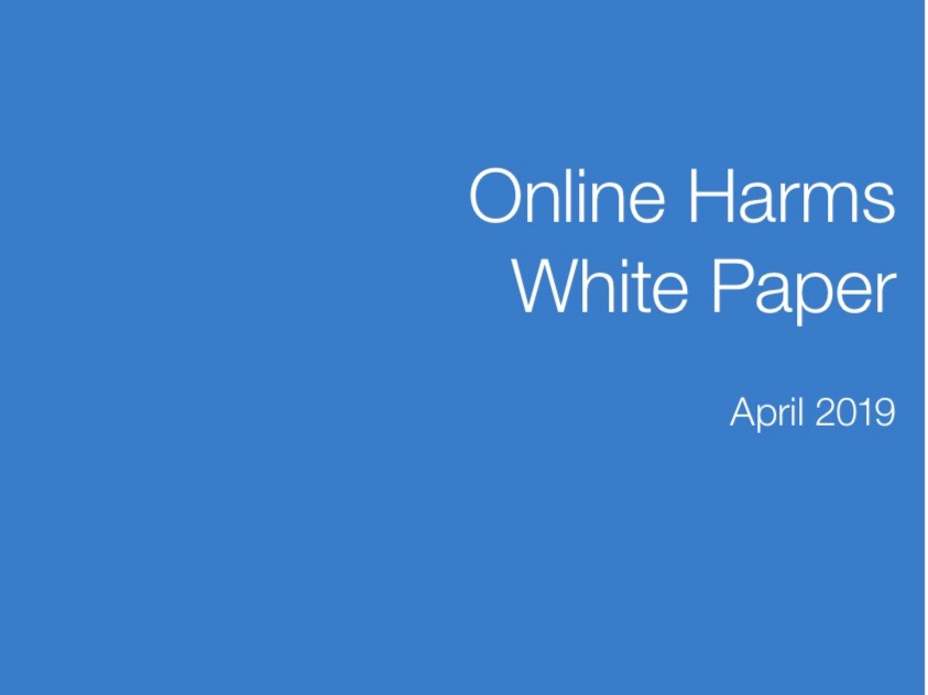 News: Statement on Online Harms White Paper