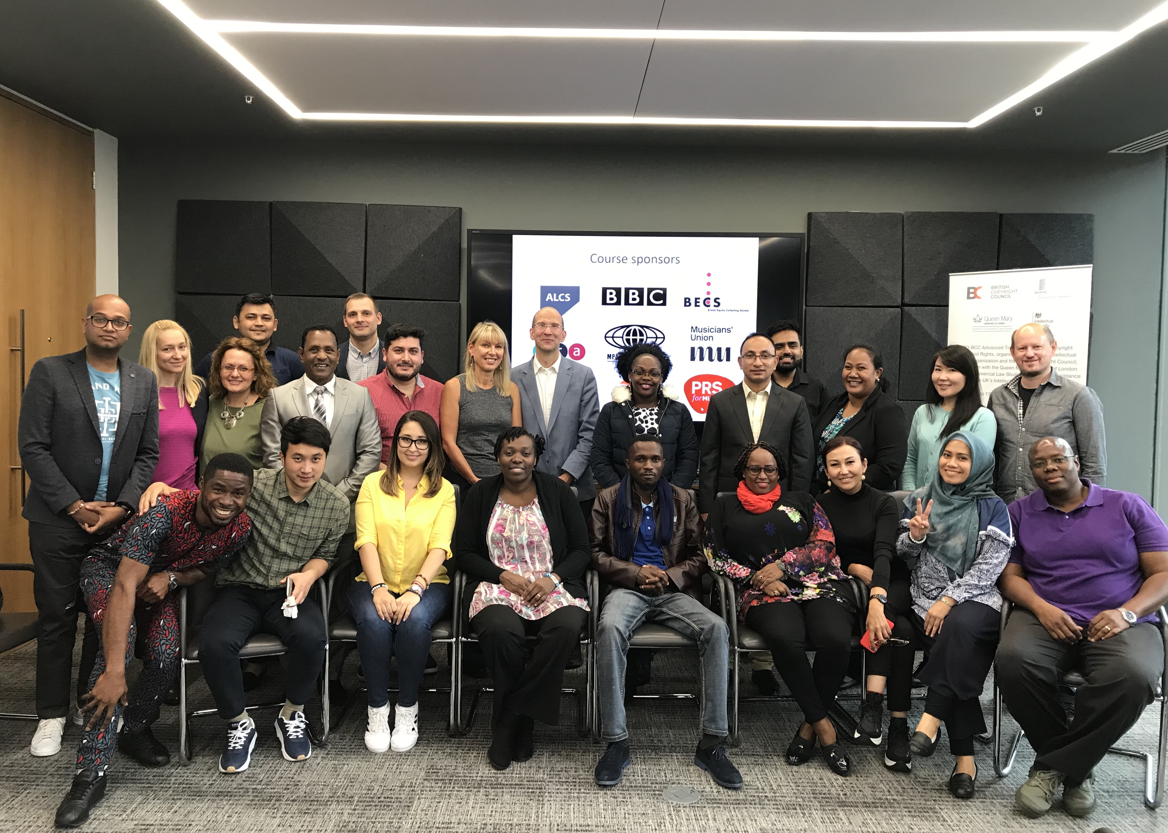 News: It's a wrap on WIPO-BCC training course 2019